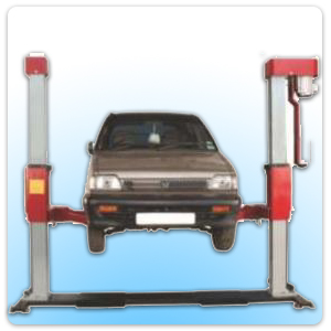 TWO POST LIFT (Electro mechanical) Load King- 3.0 Ton